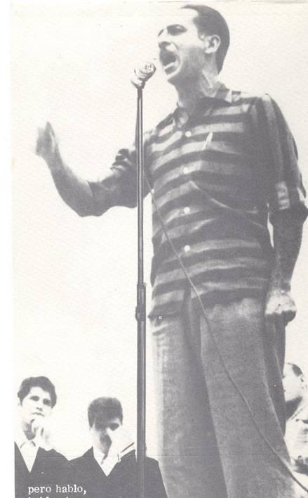 ARGIMIRO GABALDON (biografia de la semana)