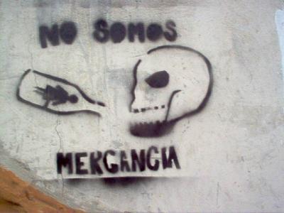 No SOMOS MERCANCIA