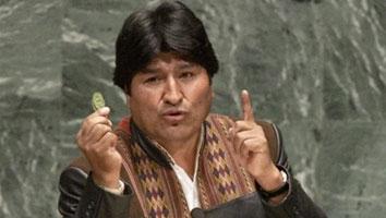 COCA NO ES COCAINA.. YANQUIS ENTIENDAN!!!!!!LA DROGA LA HACEN USTEDES